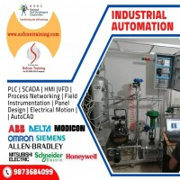 PLC SCADA Course in Noida With Placement